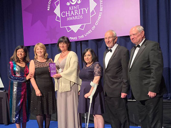 Kent Charity Awards