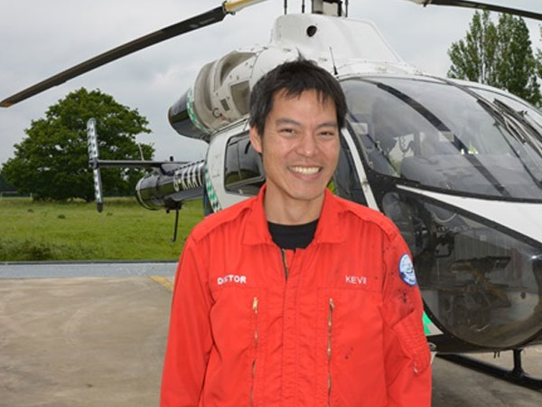 Dr Kevin Fong OBE