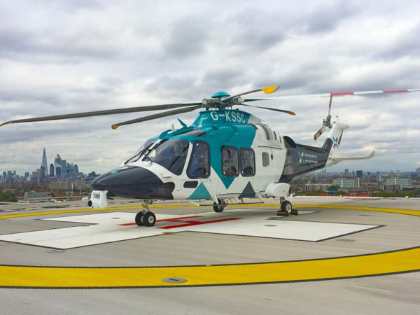 King's College Hospital Helipad to be Operational 24/7